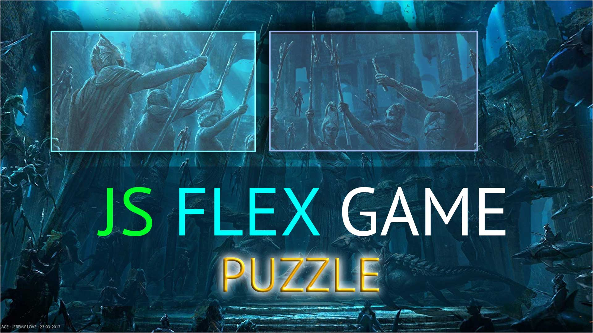 js puzzle game