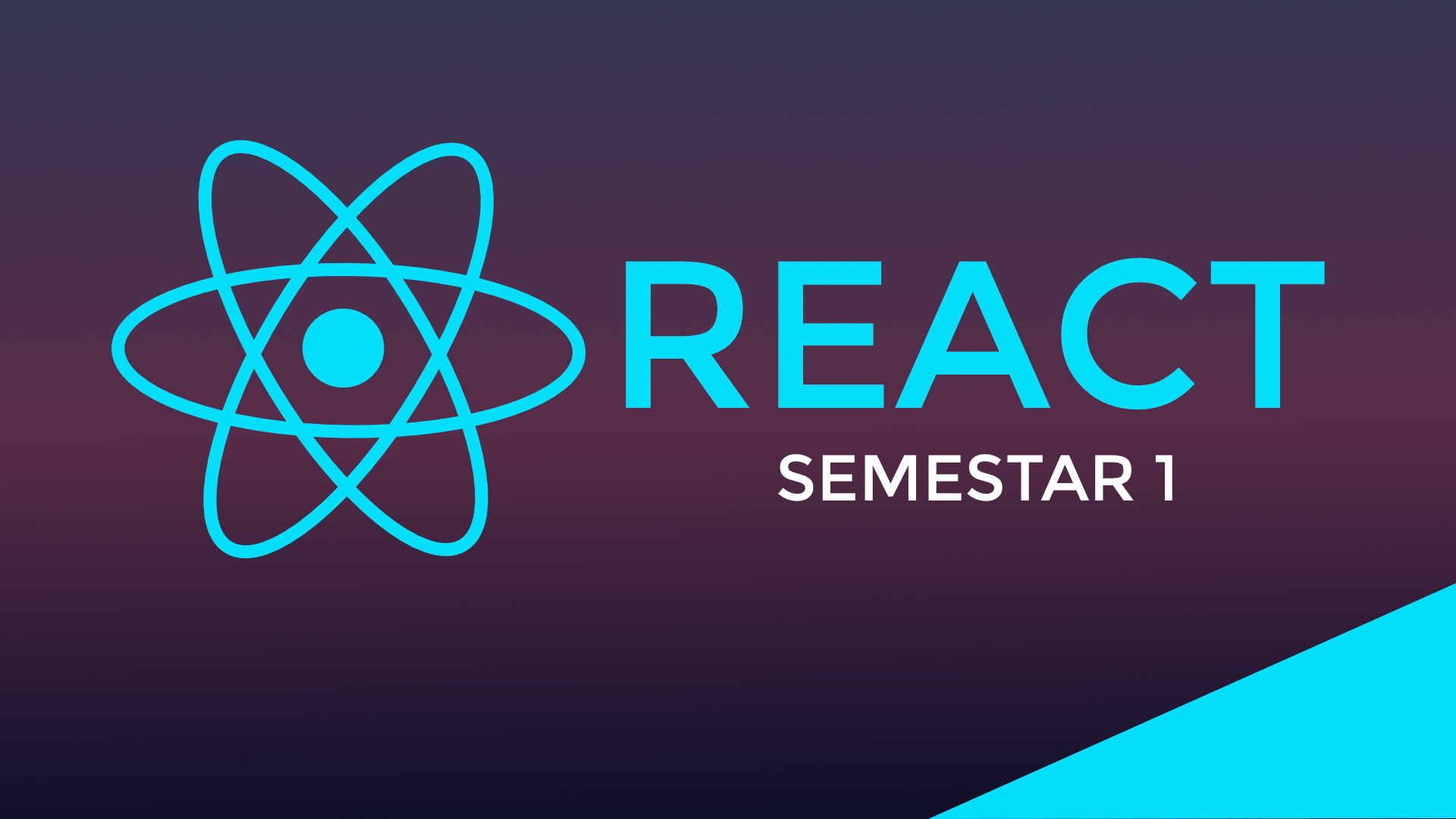 React - Semestar  1